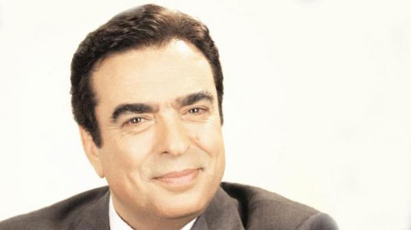 خاص- صور جورج قرداحي عند وصوله إلى لبنان بعد تعيينه بمنصب وزير الإعلام