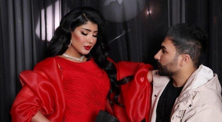 طلاق سارة الكندي من أحمد العنزي تم برضا الطرفين .. إليكم التفاصيل