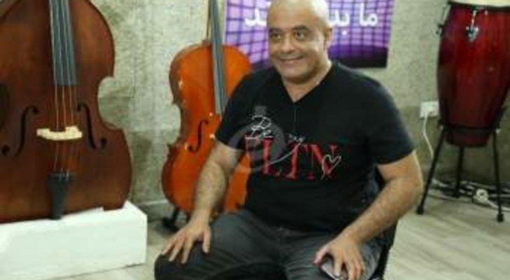"""خاص """"الفن"""" - إصابة الزميل سليمان أصفهاني بإشتباكات الطيونة ومحيطها"""