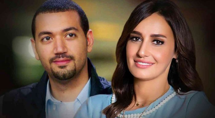 معز مسعود يهدد طارق الشناوي..والسبب حلا شيحة!