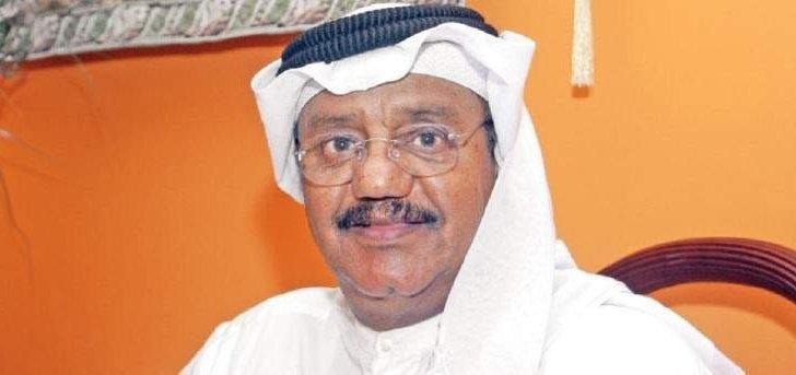وفاة نجل الممثل الكويتي غانم الصالح