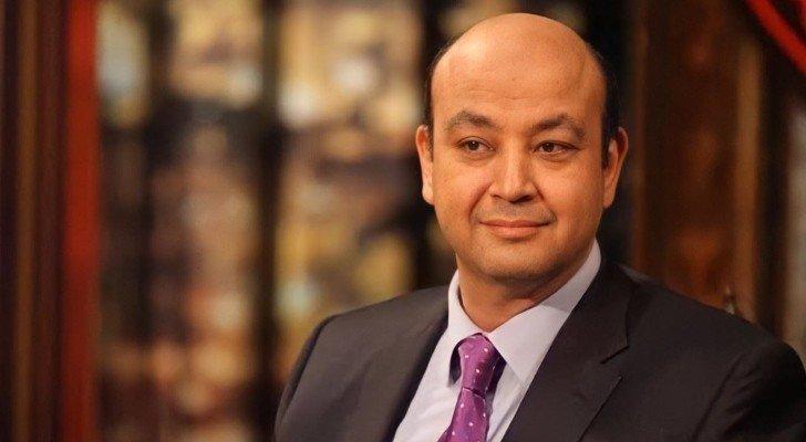 عمرو أديب يعتذر من اللبنانيين بسبب محمد رمضان
