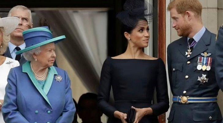 الملكة إليزابيث لن تتهاون مع الأمير هاري وميغان ماركل وهذا ما ستتخذه من إجراءات ضدهما