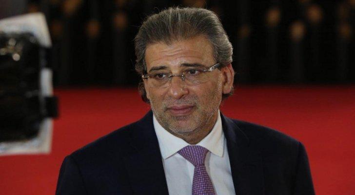 بالفيديو- ردة فعل غير متوقعة من زوجة خالد يوسف بعد تسريب فيديوهاته الفاضحة