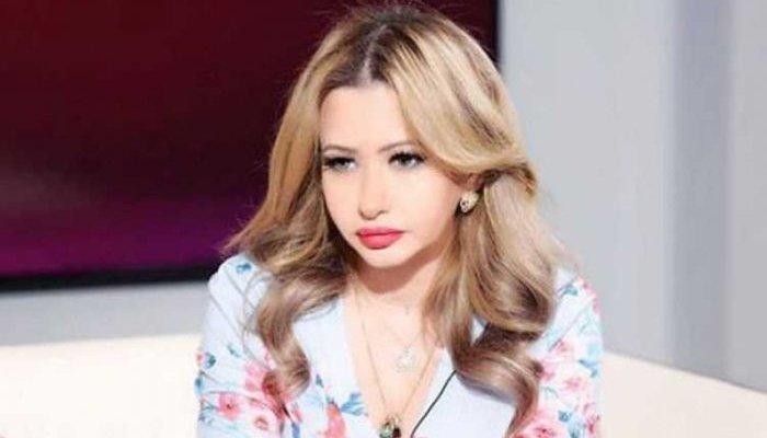 مي العيدان تهدد بكشف فضيحة جنسية لممثلة معروفة مباشرة على الهواء- بالصورة