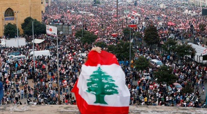 راغب علامة ورولا حمادة وأمل حجازي وغيرهم  يثورون بوجه الدولة اللبنانية