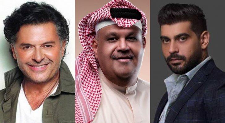 آدم ونبيل شعيل أفضل الاصوات.. راغب علامة يتفوق في فوراً غرام