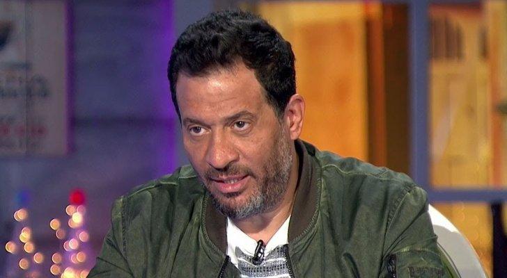 ماجد المصري ينشر صورة له مع ممثل سوري شهير