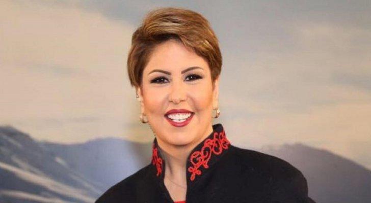 فجر السعيد تعلّق على صورة وزير الإقتصاد اللبناني