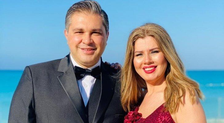 رانيا فريد شوقي بلقطات رومانسية بين أحضان زوجها على شاطئ البحر- بالفيديو