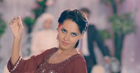 ياسمين رئيس تحصل على جائزة أفضل ممثلة في المهرجان القومي الثامن عشر للسينما المصرية