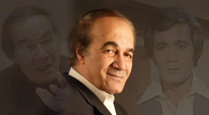 محمود ياسين..أعاد مشهد قبلته مع فاتن حمامة أكثر من 10 مرات وهذه حقيقة خلافه مع عادل إمام