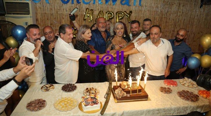 """خاص بالصور- سيلفا قبلان تحتفل بعيد ميلادها وتطلق أغنيتها """"كوكبنا مكركب"""""""