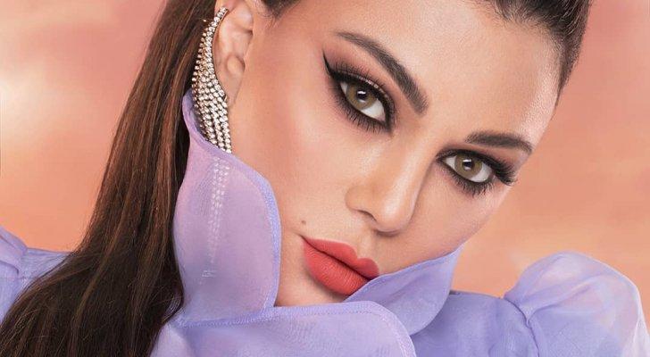 قراء موقع الفن يسندون لقب Lebanese Pop Singer  لـ هيفا وهبي