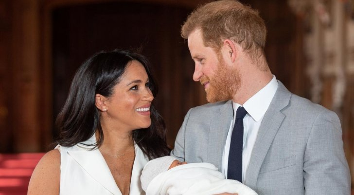 """لهذا السبب إختار الأمير هاري لإبنه إسم """"آرتشي"""""""