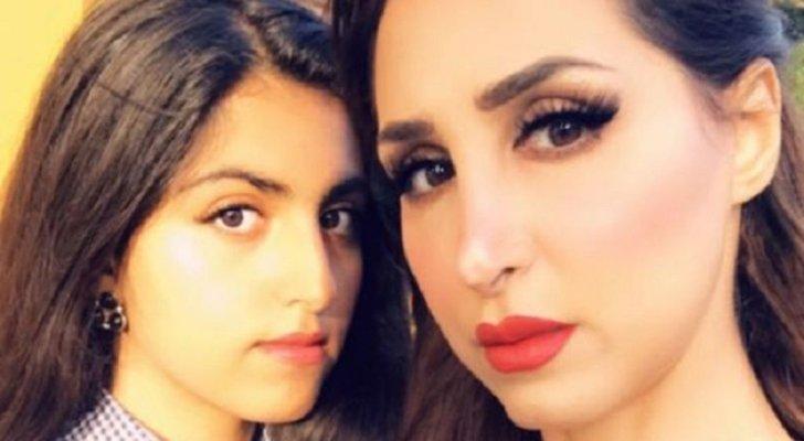 بالفيديو - إبنة هند القحطاني ببنطلون ممزق من الخلف في المدرسة.. وتعليقات المتابعين صادمة