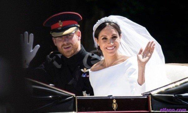 العائلة المالكة البريطانية عام 2018: زفاف أسطوري لهاري وميغان..غيرة بين السلايف وولادة ولي العهد الخامس