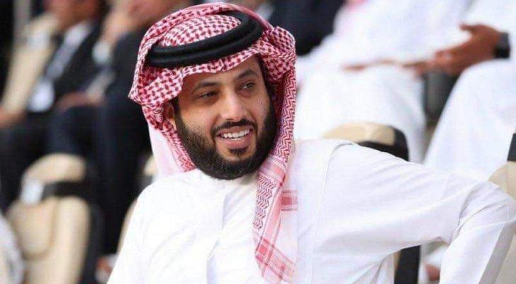 تركي آل الشيخ يعزّي خالد البلطان بوفاة والدته