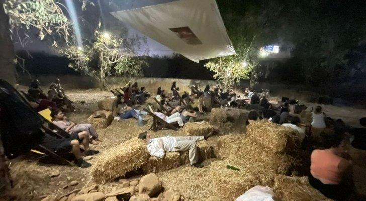 مشروع بيئي فني في سن الفيل يتحدى الظروف الصعبة في لبنان