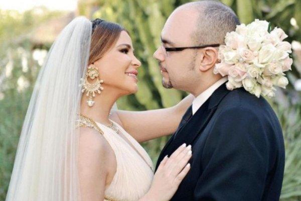 زوج كارول سماحة وللمرة الأولى يتحدث عن شائعة إنفصالهما- بالفيديو