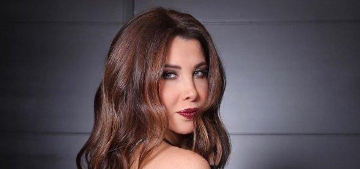 نانسي عجرم تتحدث عن ما شعرت به وبناتها لحظة إنفجار بيروت- بالفيديو